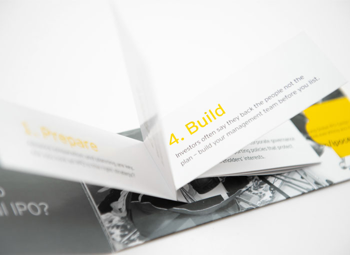 close-up image of flick book's pages